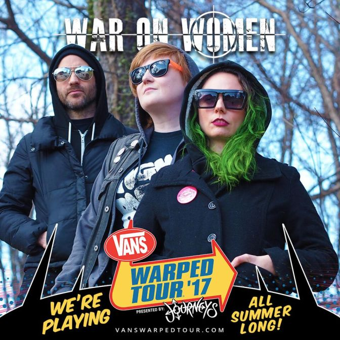 War On Women (interview)