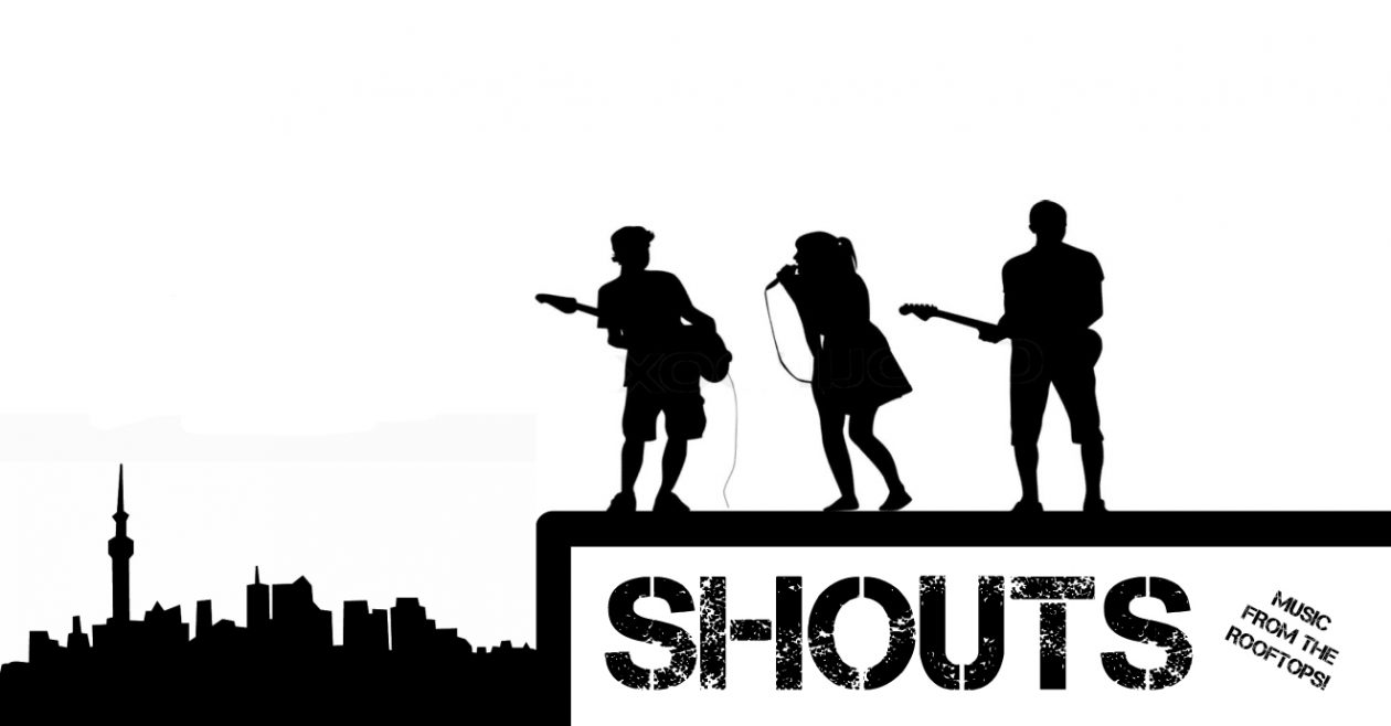 SHOUTS – Sharing socially conscious music by artists from around the globe.