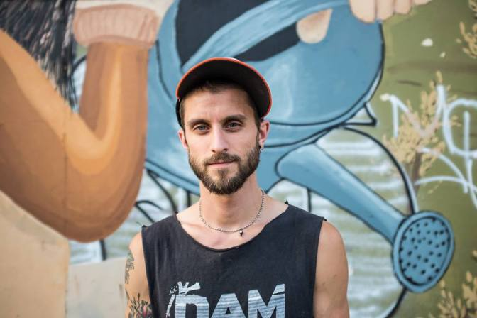 Ryan Harvey (interview)